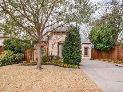 Dallas, Fort Worth Single Family Home For Sale
