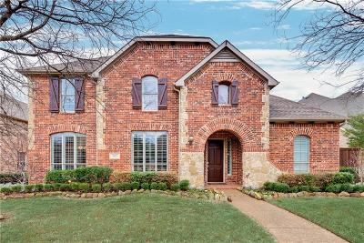 Allen Single Family Home For Sale: 1823 Rice Court