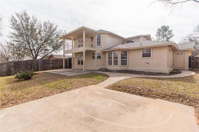 Euless Single Family Home For Sale: 606 Shelmar Drive