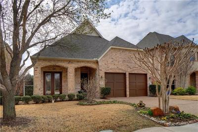 Frisco Single Family Home For Sale: 45 Secluded Pond Drive