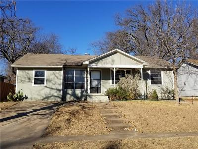 Garland Residential Lease For Lease: 733 Morris Drive