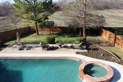 Grapevine Single Family Home For Sale: 3520 Boxwood Drive