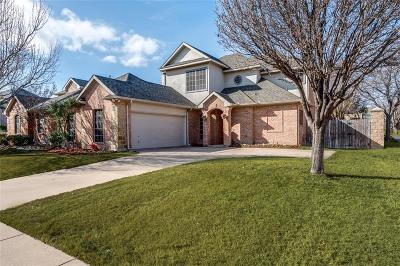 Keller Single Family Home Active Option Contract: 1701 Chatham Lane