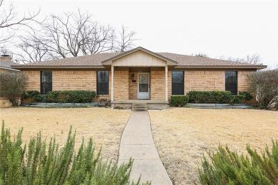 Single Family Home For Sale: 13606 Willow Bend Road