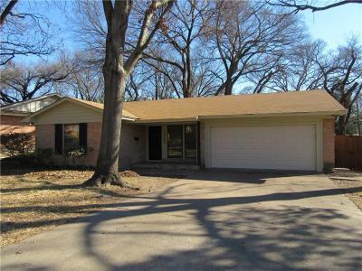 Dallas Single Family Home For Sale: 10540 Lake Gardens Drive