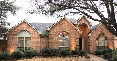 Plano Single Family Home For Sale: 5908 Stone Meadow Drive