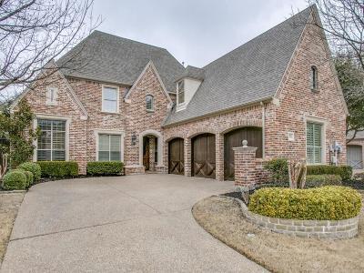 Allen Single Family Home For Sale: 1832 San Leanna Drive