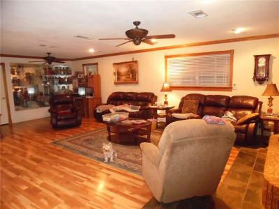 Cedar Creek Lake, Athens, Kemp Single Family Home For Sale: 22500 S Fm 148