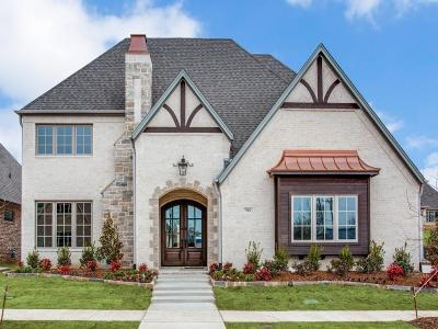 Southlake Single Family Home For Sale: 713 Winding Ridge Trail