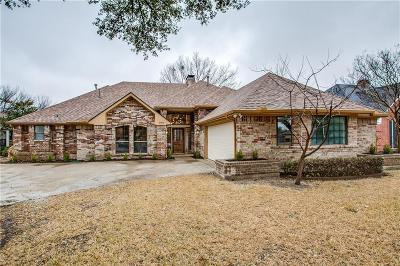 Garland Single Family Home For Sale: 2401 Fulton Drive