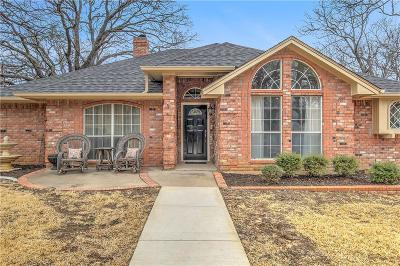 Weatherford Single Family Home For Sale: 1923 Country Brook Drive