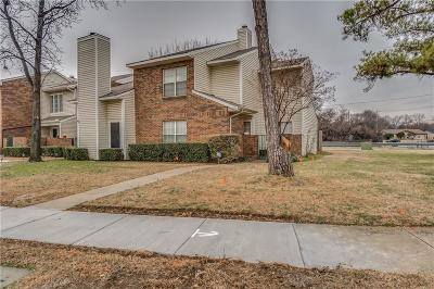 Lewisville Townhouse For Sale: 810 Creekside Drive