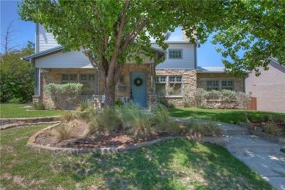 Fort Worth Single Family Home For Sale: 3708 Linden Avenue
