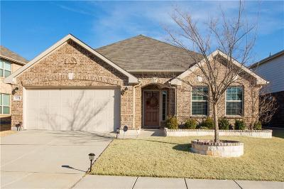 Little Elm Single Family Home For Sale: 801 Green Coral Drive