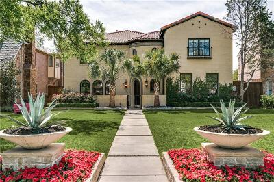 Single Family Home For Sale: 7238 Lakewood Boulevard