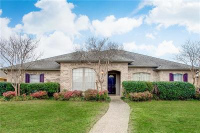 Single Family Home Active Option Contract: 1508 Concord Drive