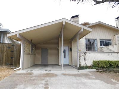 Garland Townhouse For Sale: 4932 Windward