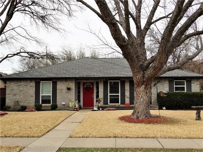 Plano Single Family Home For Sale: 3229 Santana Lane