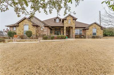 Weatherford Single Family Home For Sale: 2002 Mason Pond Drive