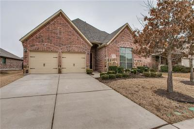 McKinney Single Family Home For Sale: 3100 Mosswood Drive