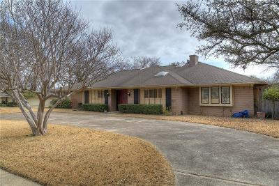 Dallas, Fort Worth Single Family Home For Sale: 4342 Laren Lane