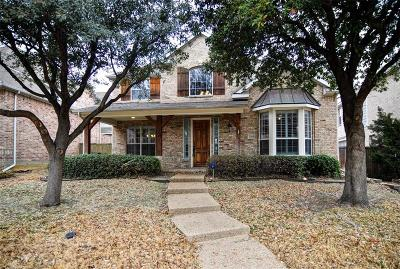 Frisco Single Family Home For Sale: 2266 Fox Crossing Lane