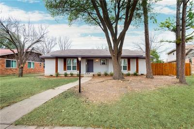 Dallas Single Family Home For Sale: 5641 Meadowick Lane