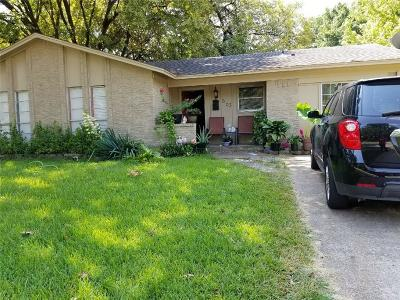 Duncanville Single Family Home Active Option Contract: 603 Lazy River Drive