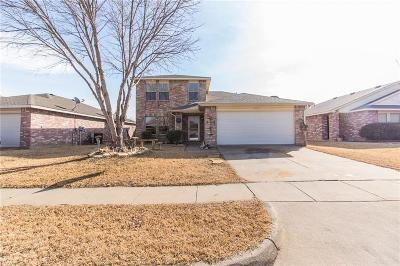 Little Elm Single Family Home Active Option Contract: 2344 Bradford Pear Drive