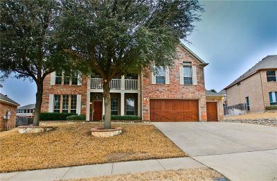 Cedar Hill Single Family Home For Sale: 1407 Delta Drive