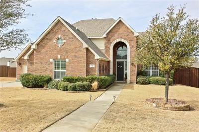 Prosper Single Family Home Active Option Contract: 741 Huron Court