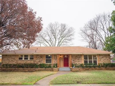 Dallas Single Family Home For Sale: 3936 Kimballdale Drive