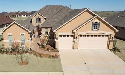 Denton Single Family Home For Sale: 8904 Crestview Drive