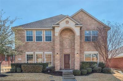 Mckinney Single Family Home For Sale: 7805 Loma Alta Trail