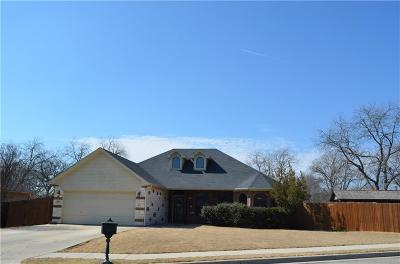 Weatherford Single Family Home For Sale: 804 Andi Way