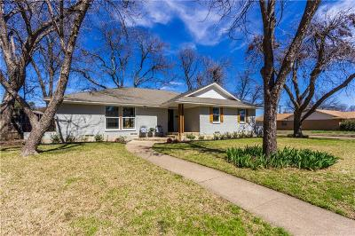 Single Family Home Active Option Contract: 10543 Royalwood Drive