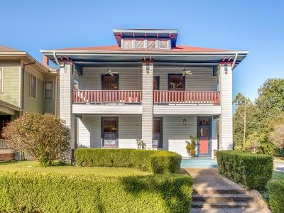 Dallas Single Family Home For Sale: 101 S Winnetka Avenue