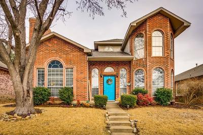 Plano Single Family Home For Sale: 7908 Linkwood Court