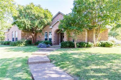 Aledo Single Family Home For Sale: 3500 Annetta Centerpoint Road