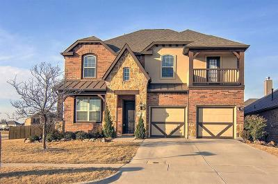 McKinney Single Family Home For Sale: 4716 Wallace Street