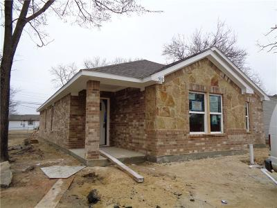 Dallas Single Family Home For Sale: 532 Woodmont Drive