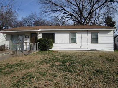 Dallas Single Family Home For Sale: 2511 Talco Drive
