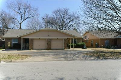 Hurst Multi Family Home Active Option Contract: 700 Billie Ruth Lane