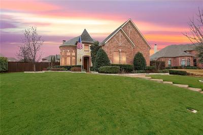 Prosper Single Family Home For Sale: 1911 Cedar Springs Drive