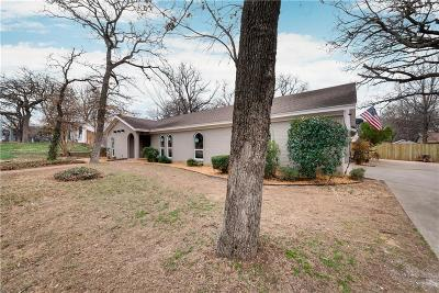 Euless Single Family Home Active Option Contract: 103 W Ash Lane