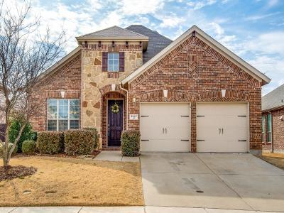 Mckinney Single Family Home For Sale: 5017 White Spruce Drive