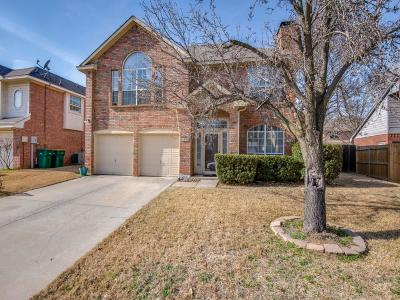Lewisville Single Family Home For Sale: 2045 Wanderlust Drive