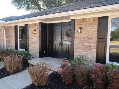 Dallas Single Family Home For Sale: 7718 La Verdura Drive