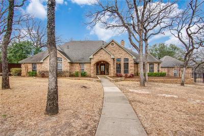 Southlake Single Family Home Active Option Contract: 1610 Heather Lane