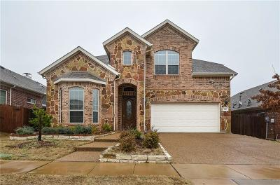 Garland Single Family Home For Sale: 3517 Mustang Ridge Road